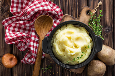 Chunky Parisian Potato Mash (2 Serves)