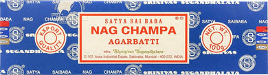 Nag Champa Satya Sai Baba Incense Sticks (100gm)
