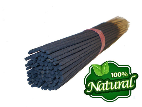 Frankincense-and-Myrrh 100%-Natural-Incense-Sticks Handmade-Hand-Dipped The-best-woods-scent-100-pack