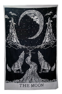 Crying Wolf of The Moon Tapestry