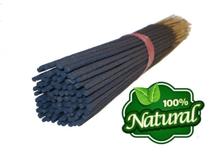 Bless International 100%-Natural-Incense-Sticks Handmade-Hand-Dipped The-Best-Scent (Rose, Incense Sticks)