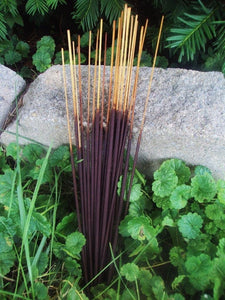 100%-Natural  Scent Wildberry Incense Sticks