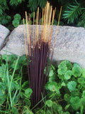 Bless International 100%-Natural-Incense-Sticks Handmade-Hand-Dipped The-Best-Scent (Nag Champa, Incense Sticks)