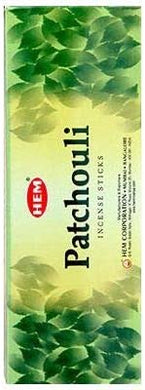 Hem Patchouli Incense Sticks (240 Gram)