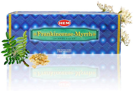 Hem Frankincense & Myrrh Incense Sticks (240 Sticks)