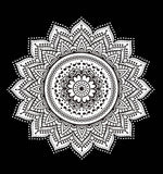 Black And White Ombre Wall Hanging Indian Traditional Cotton Printed Mandala Bohemian Hippie Large Wall Art Queen/Twin Size Tapestry