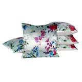 Beautiful Abstract Color Flowers Pillow-case Cushion-cover-16x16-inch
