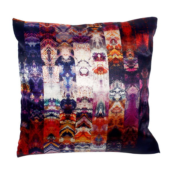 Traditional Carpet Designs Pillow-case Cushion-cover-16x16-inch