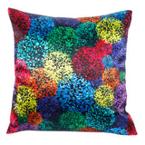 Multicolored Beautiful Crystal  Pillow-case Cushion-cover-16x16-inch