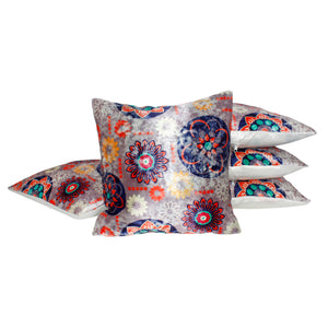 Oriental Ethnic Style Pillow-case Cushion-cover-16x16-inch