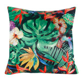 Multi Bird Living Pillow-case Cushion-cover-16x16-inch