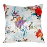 Vintage Bird Living Pillow-case Cushion-cover-16x16-inch