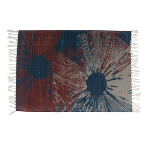 Cotton Water Obsorbing  Home and Kitchen Rug