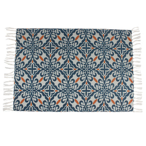 Seamless Ethnic Vector Vintage  Home and Kitchen Rug