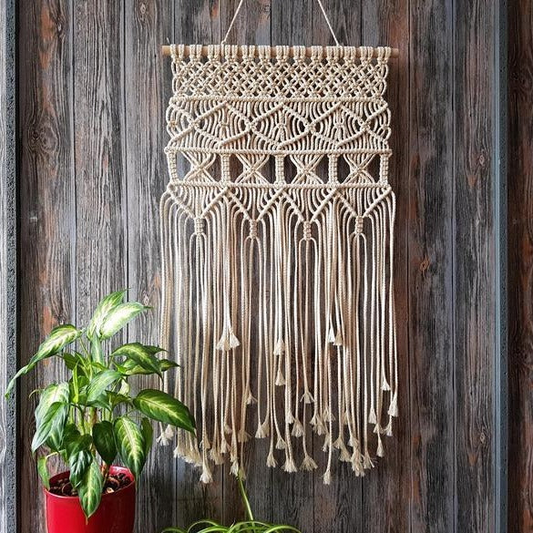 Royal Beauty Macrame Wall Hanging (24
