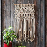 "Royal Beauty Macrame Wall Hanging (24""X32""inches)"