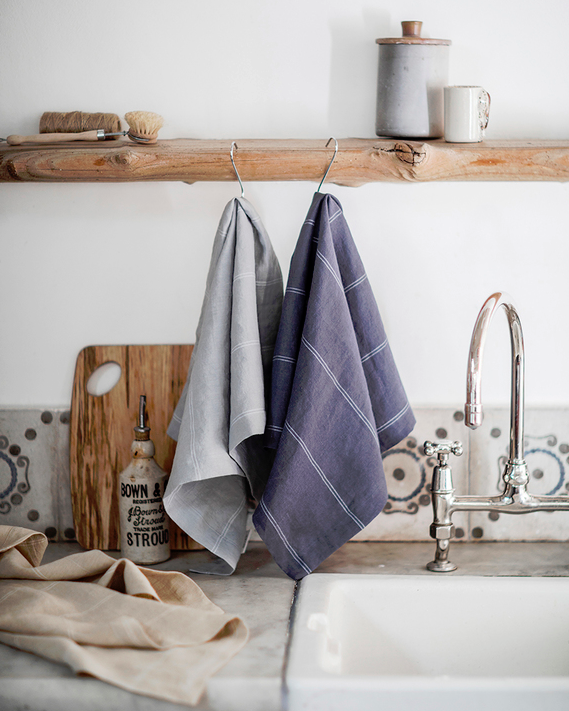 Storing your Kitchen Linen
