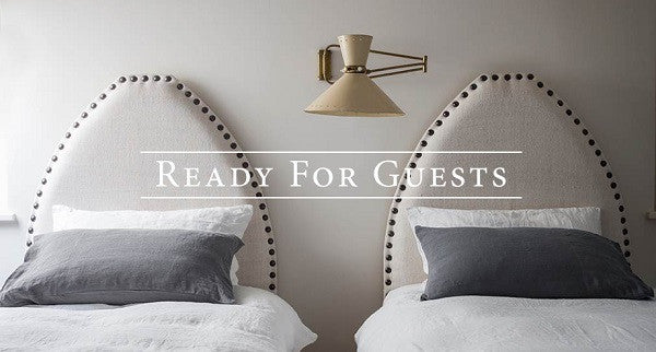 The Guest Room Checklist