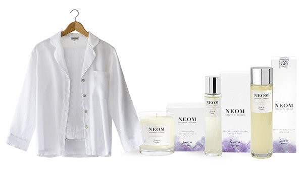 Our Wonderful Competition with Neom Organics