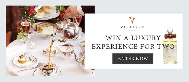 Win a Luxury Experience for Two