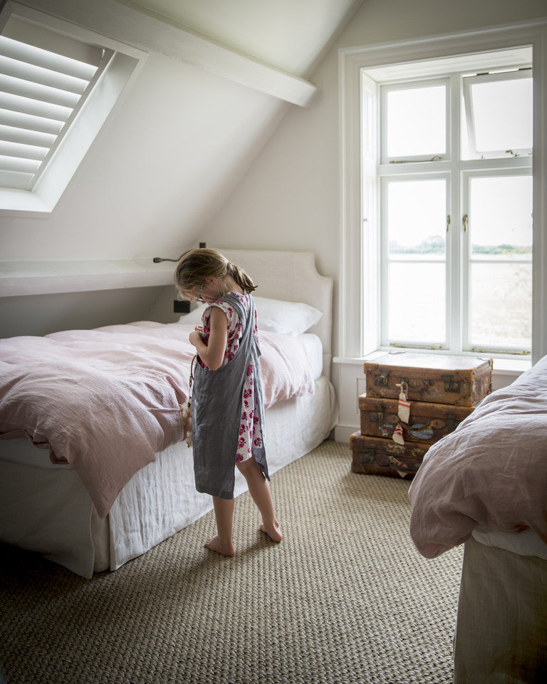 Linen Is The Natural Choice For Children