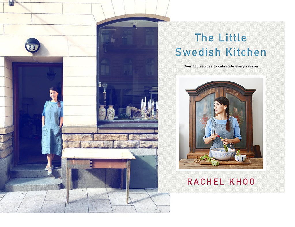 JOIN RACHEL KHOO ON A DELICIOUS JOURNEY THROUGH THE SWEDISH YEAR...