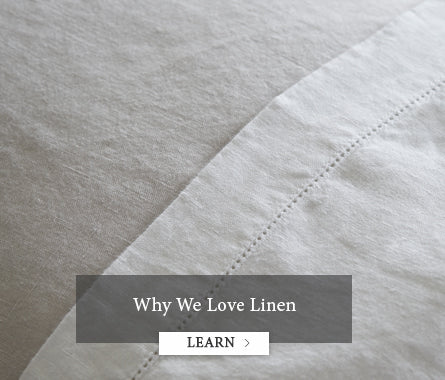 Linen Tablecloth Hemstitch Classic White