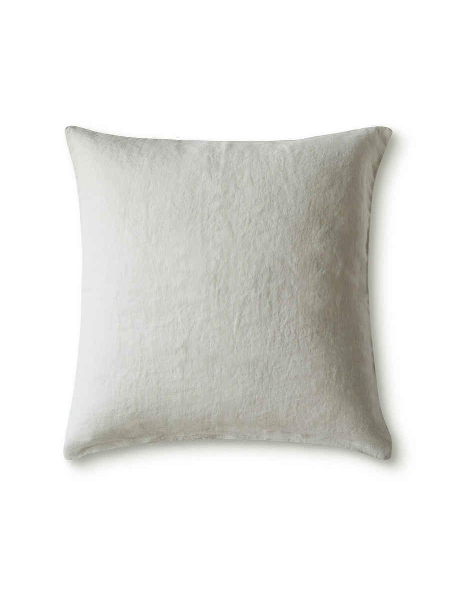 Feather Filled Cushion Pad The Linen Works London