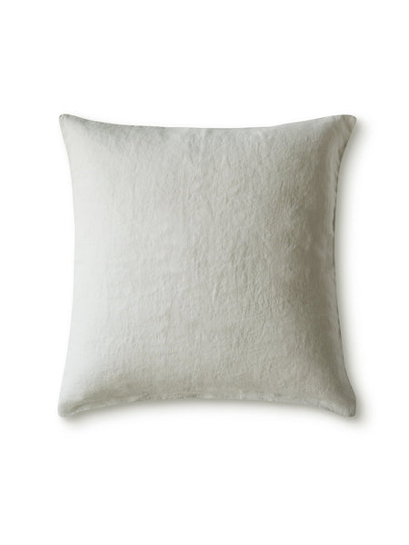 Feather Filled Cushion Pad - The Linen Works (6903095303)