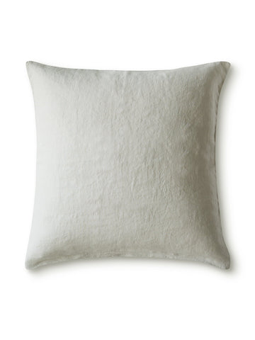 Feather Filled Cushion Pad - The Linen Works