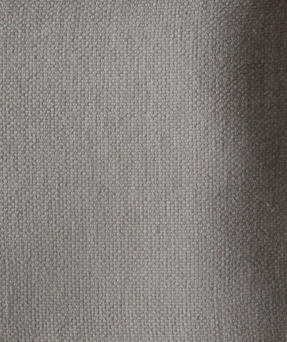 Pale Grey Linen Fabric Motte Collection - The Linen Works