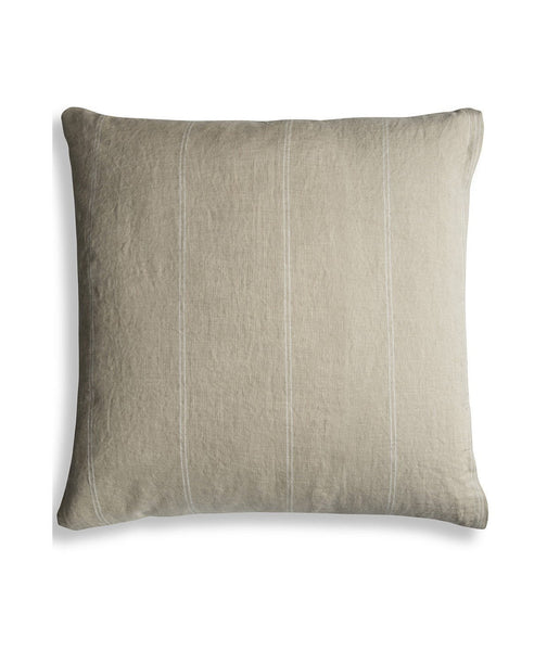 Hay Linen Cushion Cover Italian Stripe Collection - The Linen Works (4458868146253)