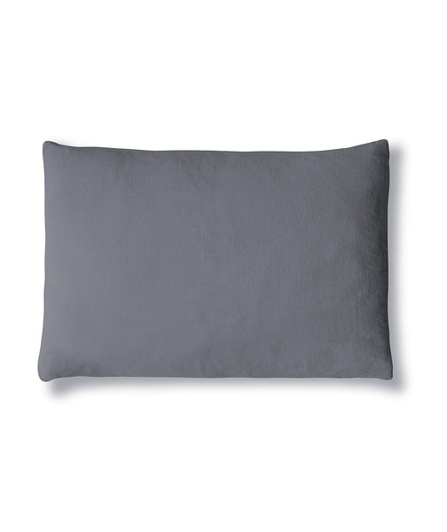 Charcoal Linen Mini Cushion Cover - The Linen Works