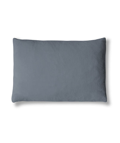 Parisian Blue Linen Mini Cushion Cover - The Linen Works (263353434122)