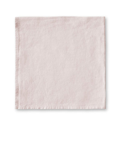 Rose Linen Napkin - The Linen Works