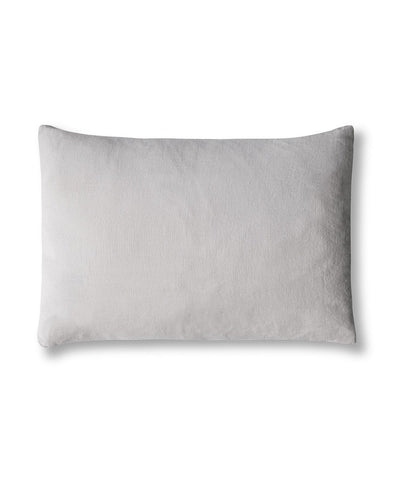 Dove Grey Linen Mini Cushion Cover - The Linen Works (4463771156557)