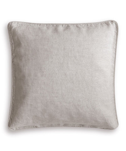 Ecru Linen Cushion Cover - The Linen Works