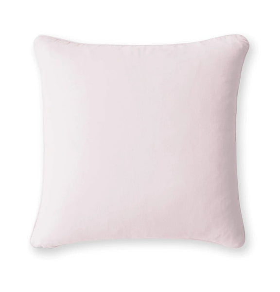 Rose Linen Cushion Cover - The Linen Works (4373594406989)