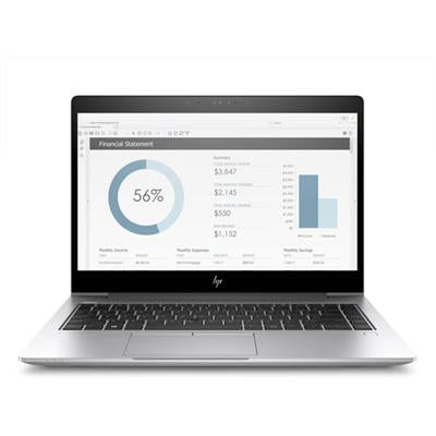 "HP EliteBook 830 G6 UMA i5-8265U 8GB RAM 256GB PCIe NVMe SSD Win 10 Pro 13.3"" Notebook (6XD74EA)"