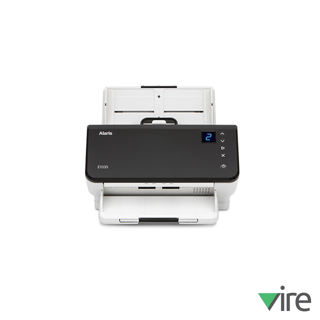 Alaris E1035 Document Scanner