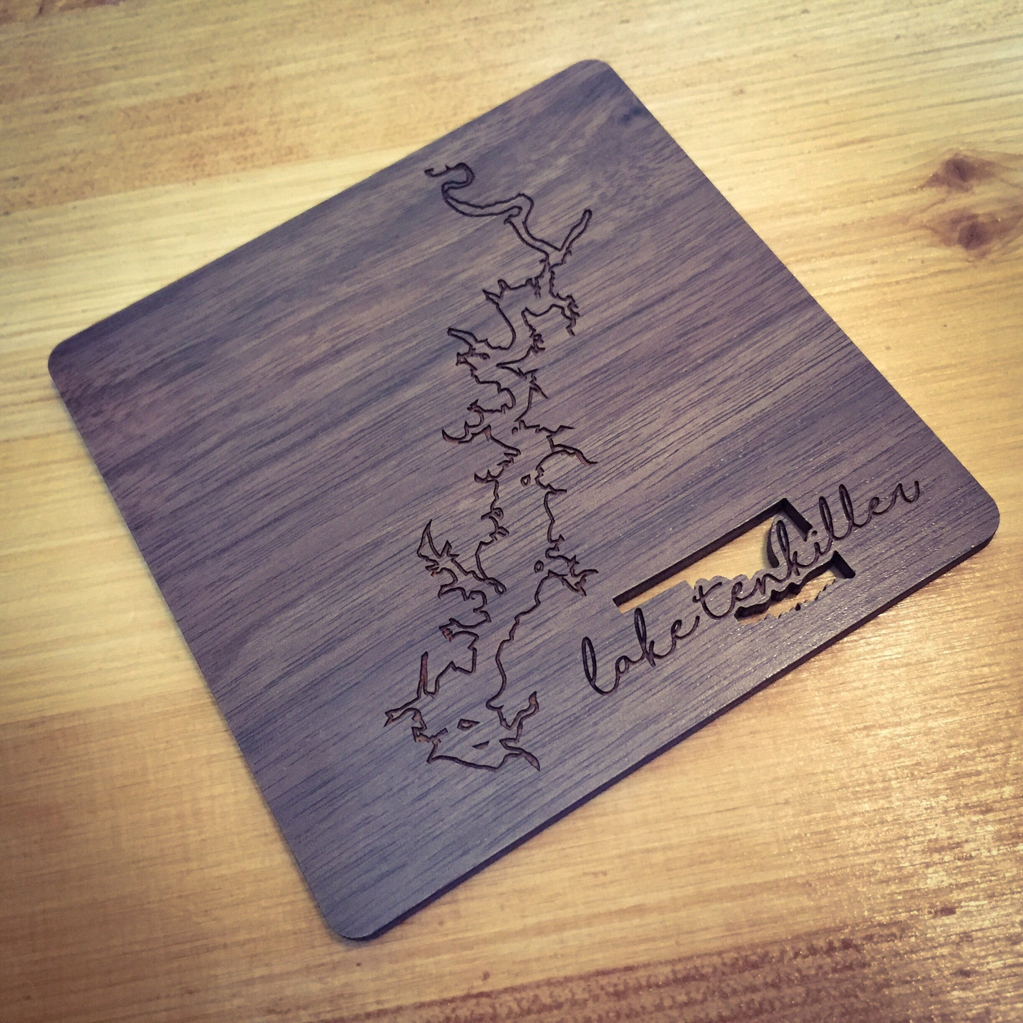 Coaster Set | OK Lakes