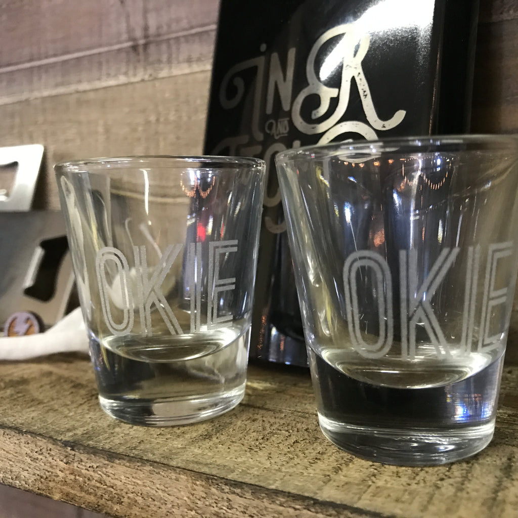 Shot Glasses | OKIE