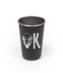 Matte Stainless Pint | Bison OK