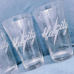 Pint Glasses | Okla City
