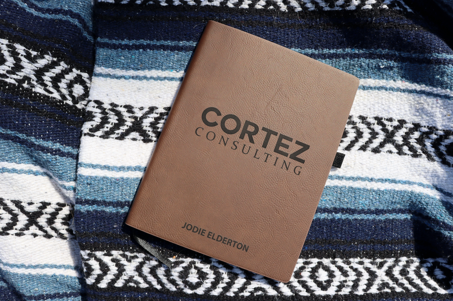 Notebook | Cortez Consulting