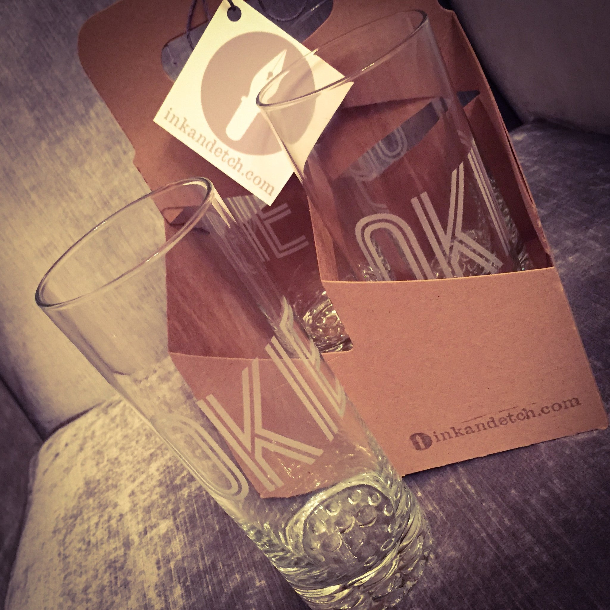 Tall Tumbler Glasses | Okie