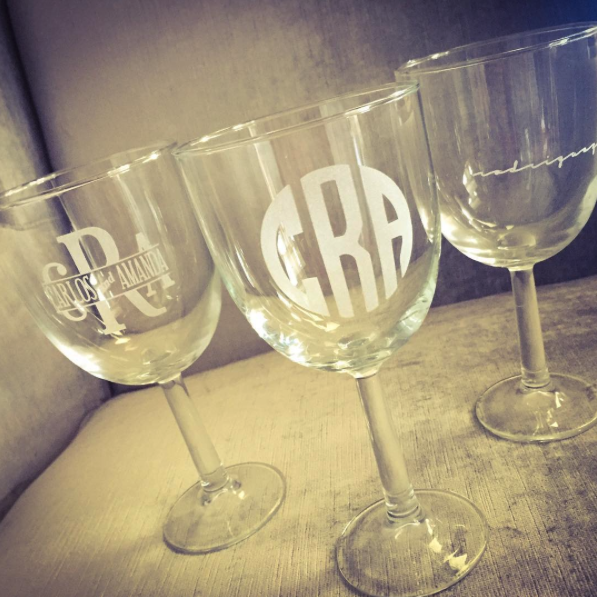 Wine Glasses | Custom