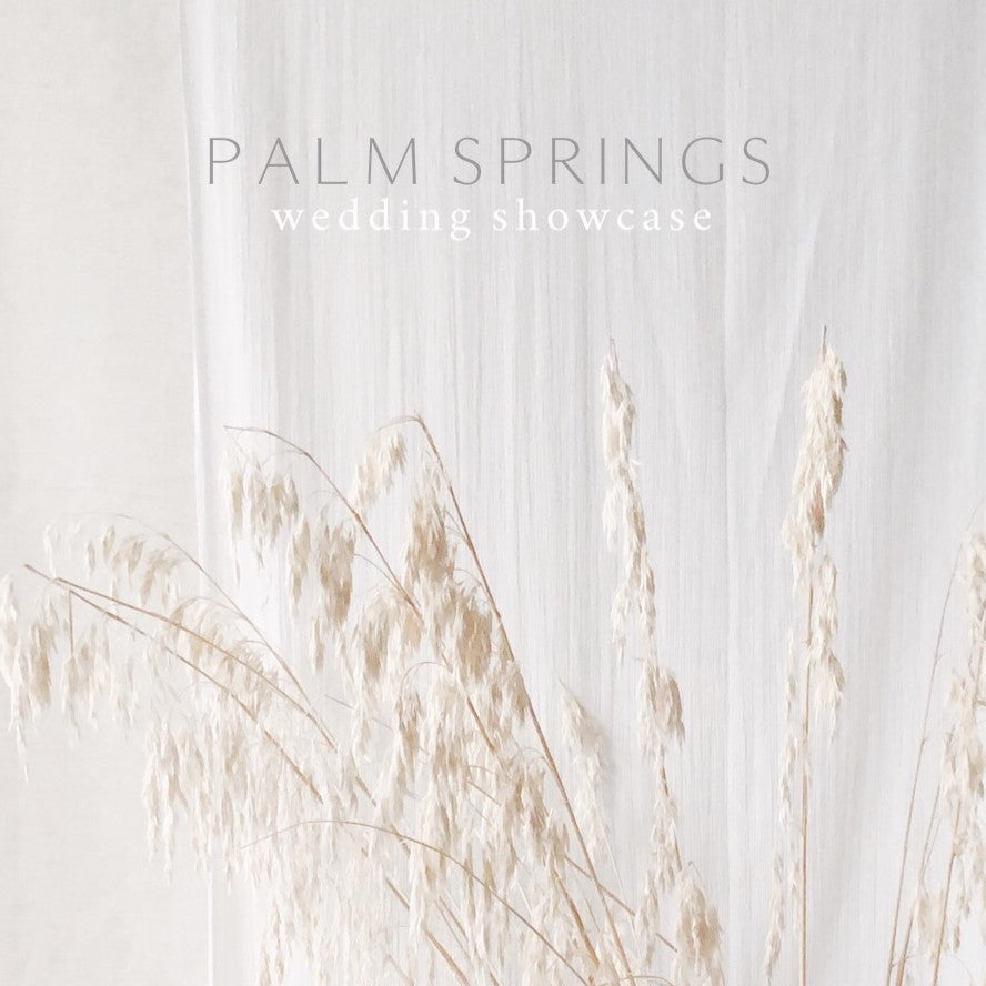 Assemble @ Palm Springs Wedding Showcase!