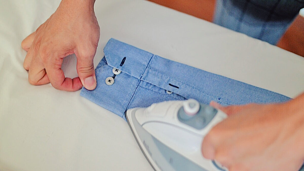 Ironing Your Shirts