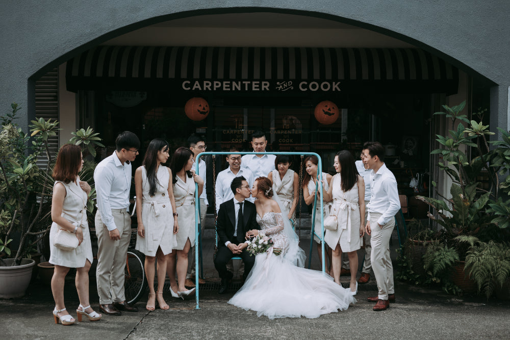 assemble singapore co-founders wedding